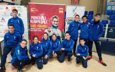 Copa de España Infantil y Cadete de Alicante