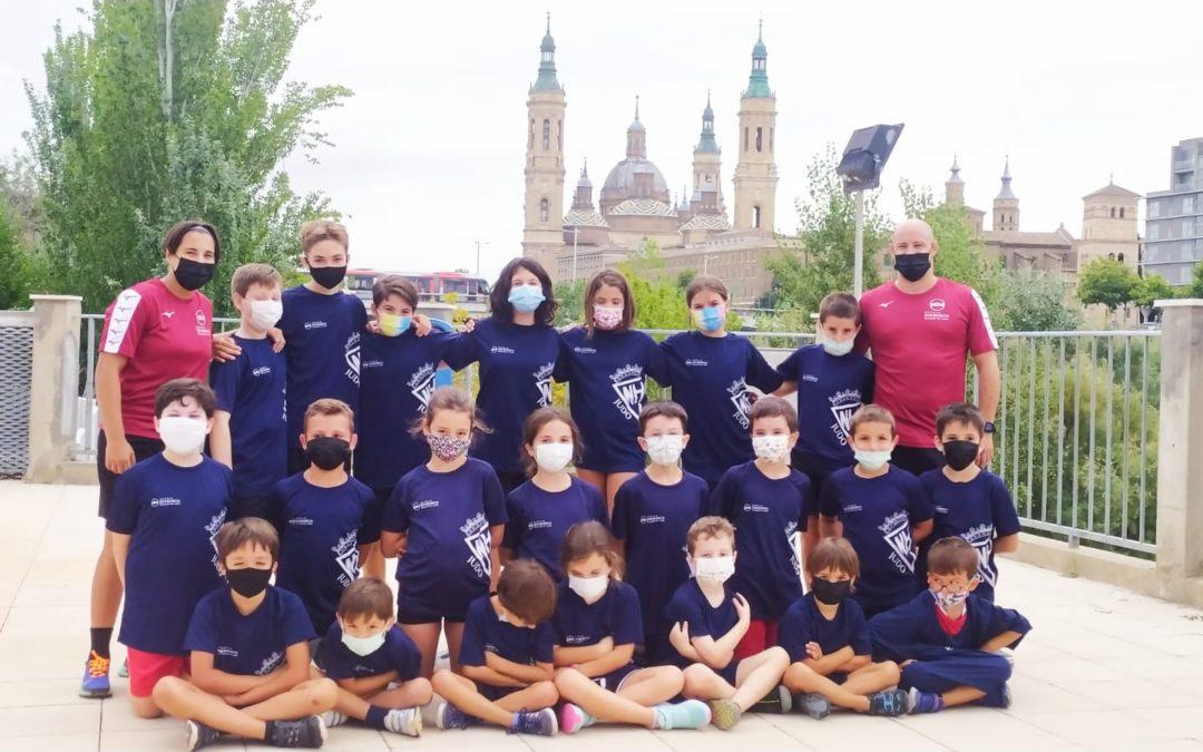 Helios Judo Kids y Exhibición de Judo en las Fiestas del Niño de CN Helios